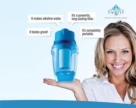 TYgo Portable Alkalizer - Portable Water Alkalizer