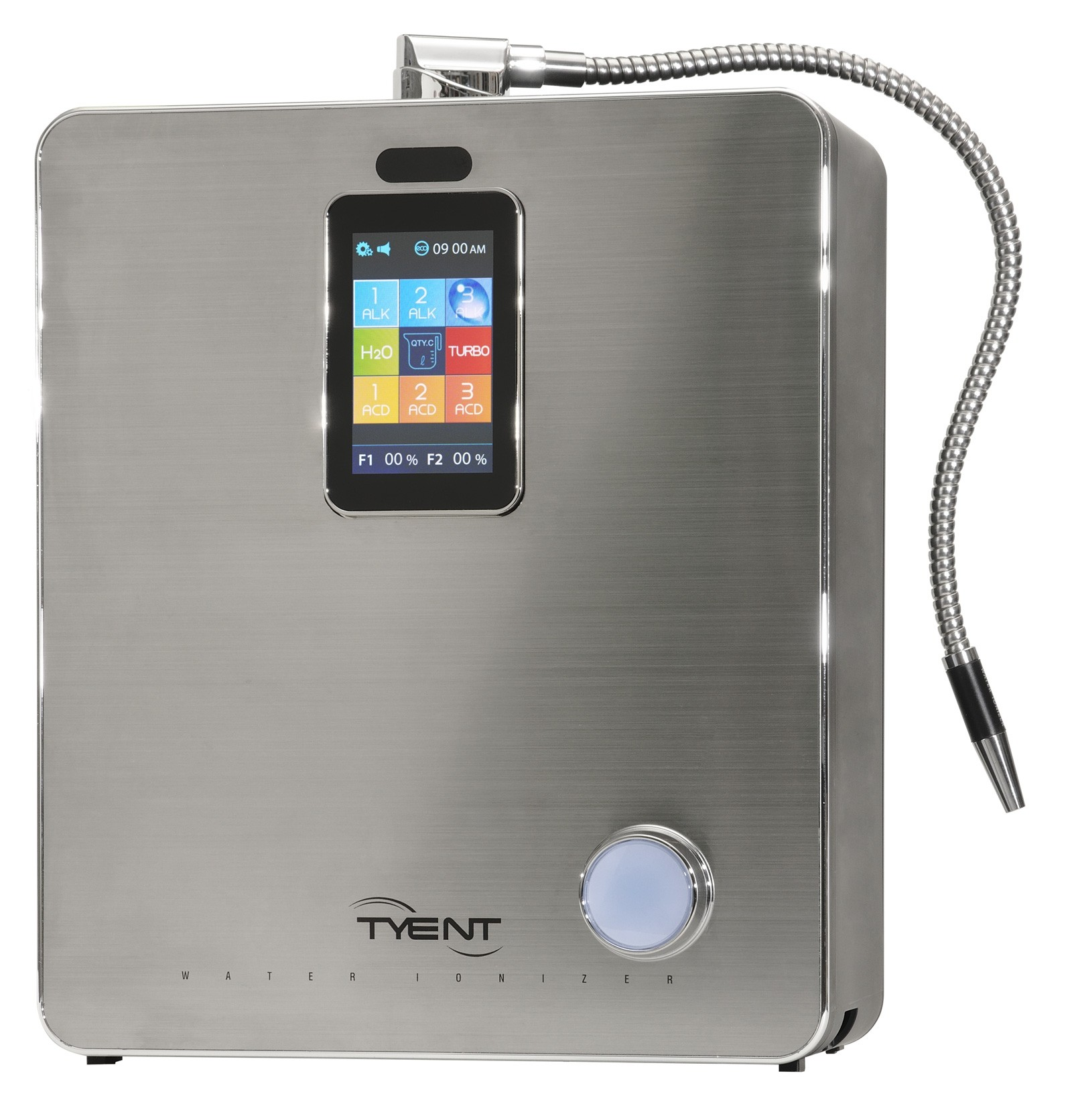 ACE-13 Turbo Water Ionizer - 13 plate water ionizer