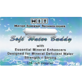 """""""SOFT WATER BUDDY"""" REMINERALIZATION FILTER - Increasing the pH value"""